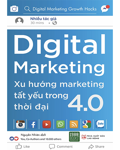 Digital Marketing Xu hướng Marketing tất yếu trong thời đại 4.0